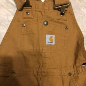 Carhartt Bottoms - Kids carhartt bibs